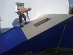 Garage-Dach